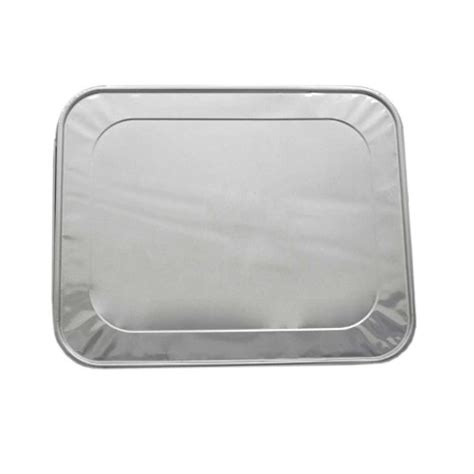 catering essentials steam table pans essentials half lid r half size foil lid for steam