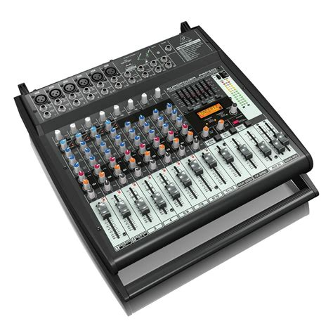 Mixer Lighting Behringer behringer pmp500 europower mixer lifier at gear4music