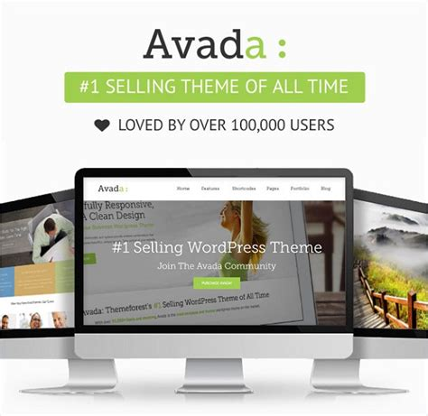 avada theme blog exles 11 best business wordpress themes 2018 passive blog tips