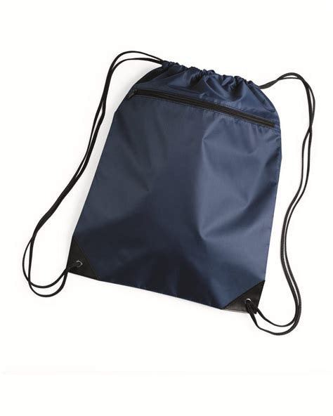 Tas Serut Backpack Drawstring 282 White liberty bags denier zippered drawstring backpack
