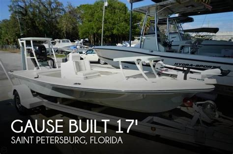 gause built boats boats for sale - Gause Boats For Sale Florida