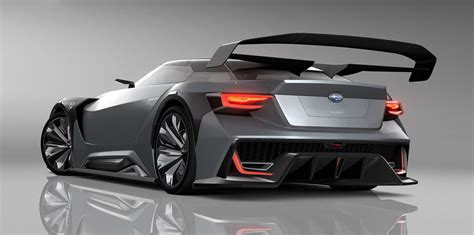 subaru viziv 2016 2018 subaru viziv gt concept engine performance and
