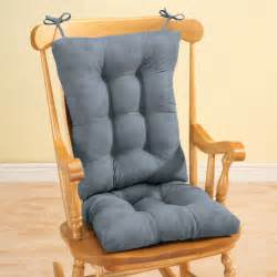 Gallery for gt wooden rocking chair with cushion