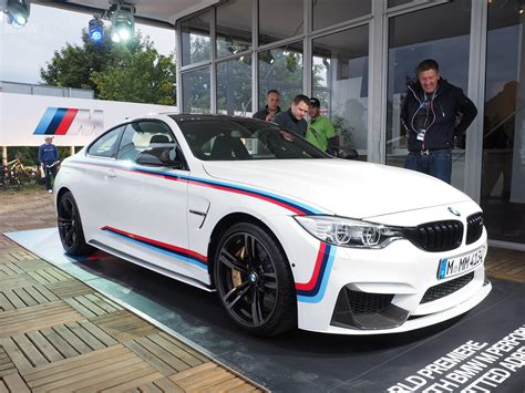 Bmw M4 Performance by Listen To The Exhaust Sound Bmw M4 Coupe M Performance Parts