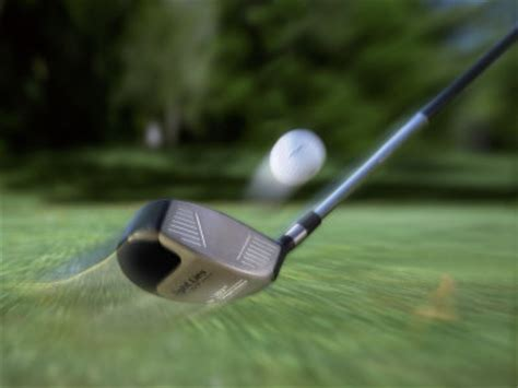 swing not hit golf ball golf science forces