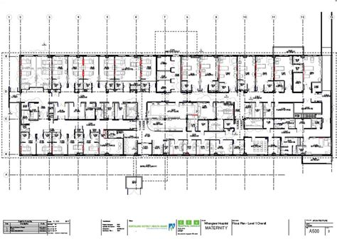 maternity hospital floor plan project plans whangarei hospital redevelopment whangarei