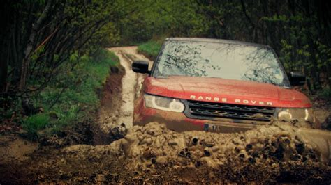 land rover mud range rover sport review mud and track top gear