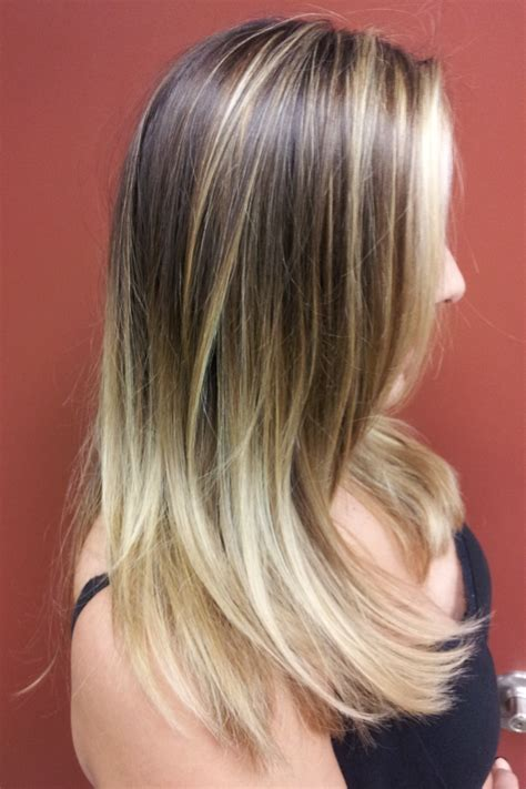 hombre hair on medium length hair latest current ombre balayage hair colors ideas