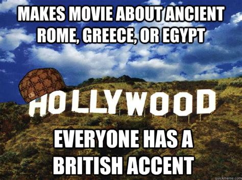 Rome Memes - makes movie about ancient rome greece or egypt everyone