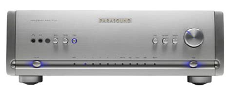 parasound halo integrated  channel amplifier reviewed