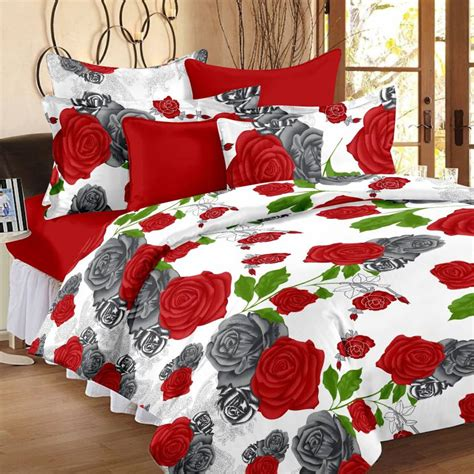 best bed sheets for the price ahmedabad cotton cotton floral bedsheet buy ahmedabad cotton cotton floral