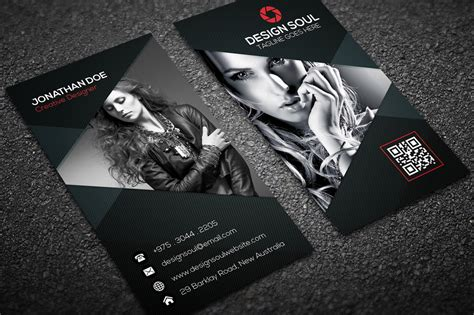 best templates for photographers 30 best stylish business card templates designazure
