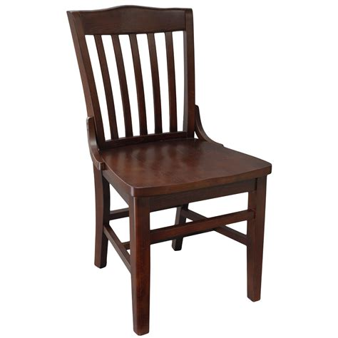 Schoolhouse Chairs by Chairs Wood Schoolhouse Chair