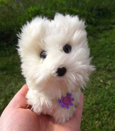 american doll puppy coconut the vintage 1980 american doll puppy plush