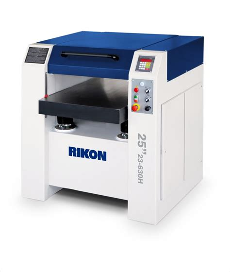 Rikon 23 630h 25 Quot Planer W Helical Cutter Head
