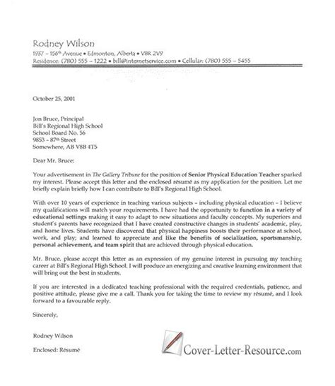 covering letters for teaching professional cover letter cover letter