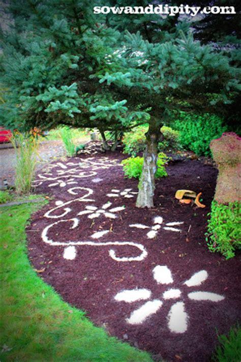 Garden Decorative Bark by Decorative Bark Mulch Hometalk