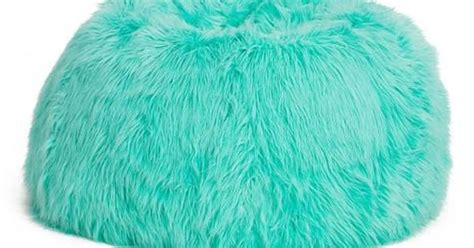 fuzzy teal bean bag chair blue fuzzy bean bag chair bed rooms