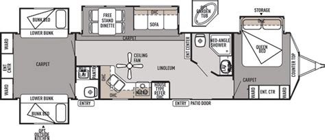 destination trailer floor plans forest river wildwood lodge destination trailer by forest