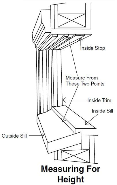how to measure for replacement windows in an old house how to measure replacement windows lang exterior windows and patio doors