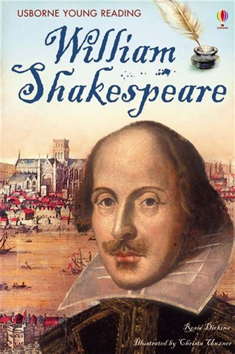 biography book about william shakespeare william shakespeare at usborne books at home