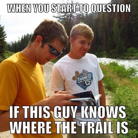 Scout Meme - 12 funny memes that show what scouts is really like lds