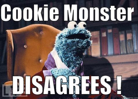 Cookie Monster Meme - funny cookies meme memes