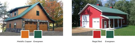 barn colors pole barn colors exterior siding windows doors