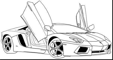 different cars coloring pages printable coloring pages sports cars marvelous decoration