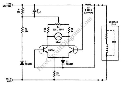 watt meter wiring diagram 25 wiring diagram images