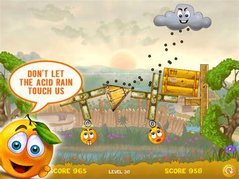 2 لعبة cover orange