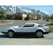 All Photos Of The Bricklin Sv 1 On This Page Are Represented For