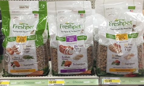 target puppy food freshpet pet food available at target all things target