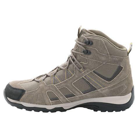 Sepatu Jws Texapore Mid obuv turistick 225 obuv wolfskin p 225 nsk 225 outdoor obuv vojo hike mid texapore wokas