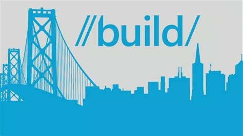 build an a frame microsoft build conference 2014 day 1 keynote youtube