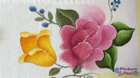 imagenes de flores individuales dibujos para pintar en tela manteles dibujos para pintar