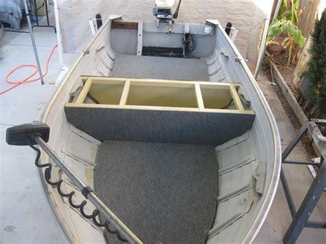12 foot jon boat cabela s back4more s jon boat project georgia outdoor news forum