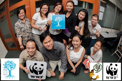 film gear malaysia borneo eco film festival partners with wwf explorer