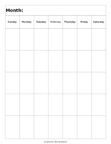 next two pairs offer blank printable calendars in