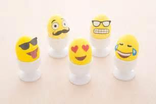 emoji easter eggs free printable brit