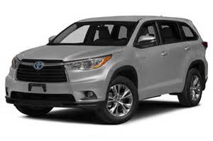 Toyota Highlander 2015 Pictures 2015 Toyota Highlander Hybrid Price Photos Reviews
