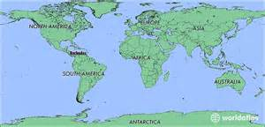 Barbados World Map by Where Is Barbados Where Is Barbados Located In The