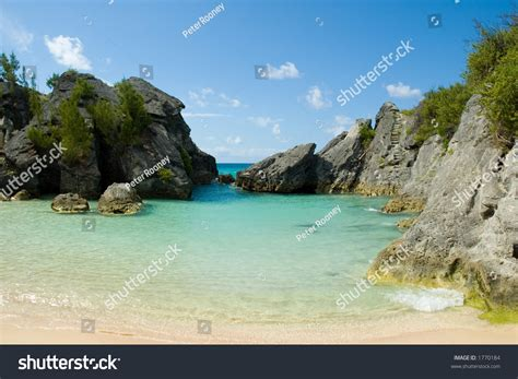 Bermuda Address Finder Jobsons Cove Bermuda Stock Photo 1770184