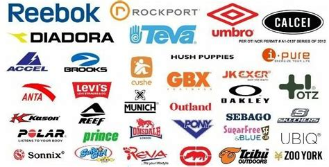 athletic shoe brands list list of athletic shoe brands 28 images list of shoe