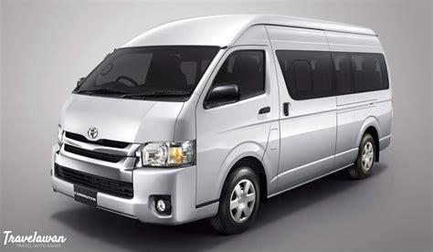 Harga Vans Patta sewa mobil bangkok dengan driver berbahasa indonesia