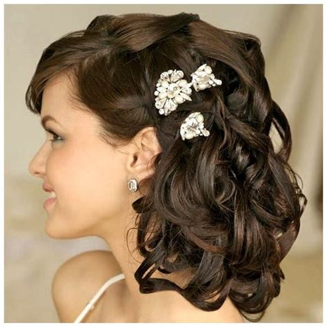 mother of bride hair gallery medium hairs half up and hairstyles for weddings on pinterest