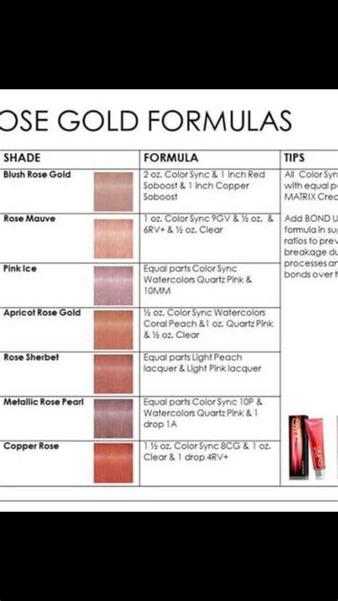 hair color formulas gold matrix formulas hair skin and nails hair