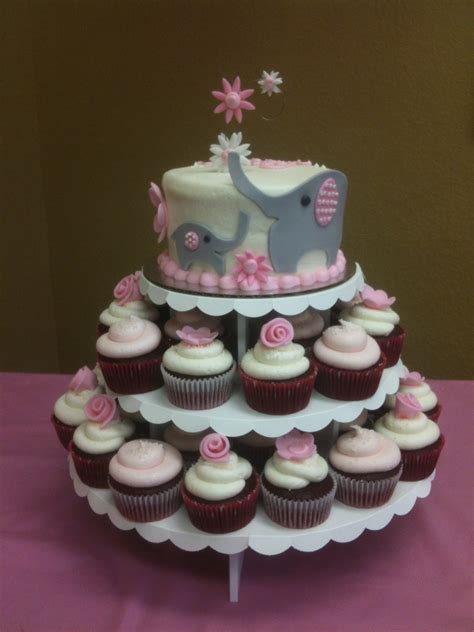 Cupcake Cakes For Baby Shower by Confectionery Cake Shop A Day In The Of A Creative