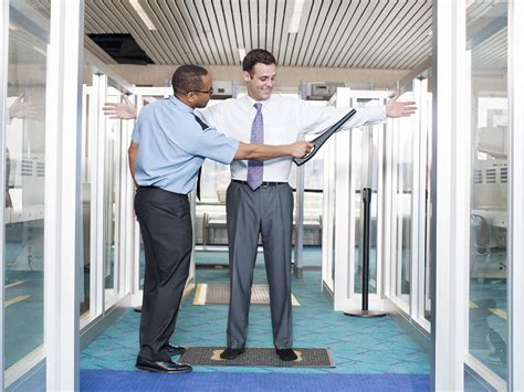 The View Discuss Airport Security by Keep Your Shoes On The Future Of Airport Security Cond 233