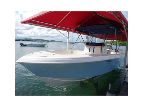 bluewater sportfishing boats used bluewater sportfishing 2550 in martinique open boats